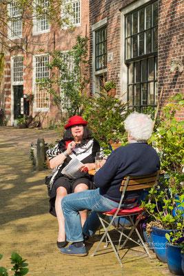 Hofjes van Haarlem