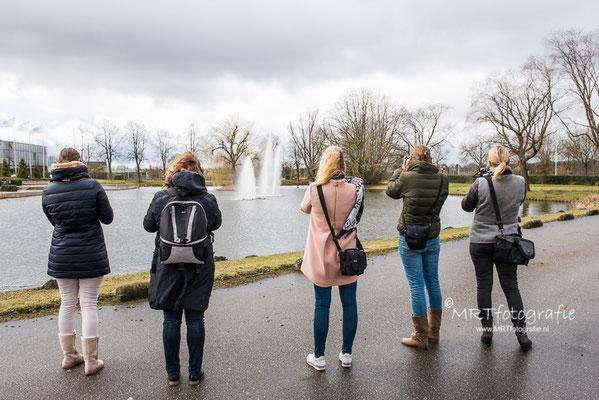 Workshop fotografie in Leusden, oefening sluitertijd