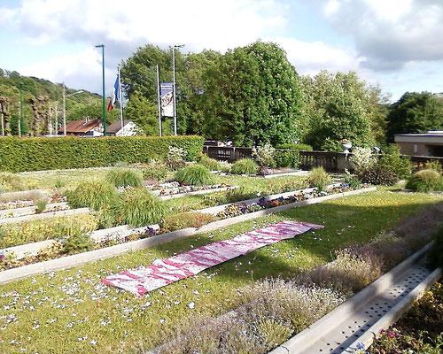 jardin du musée de la toile de Jouy 16 mai 2015