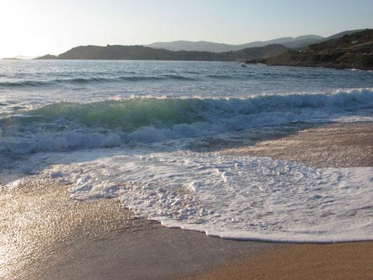 Meer, Korsika