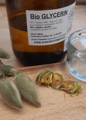 pflanzliches Bio-Glycerin