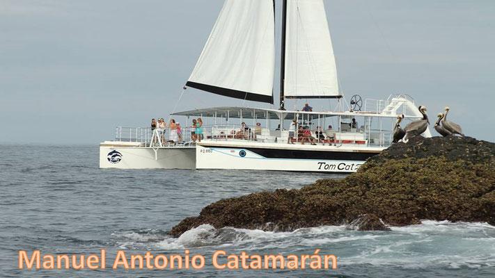 Catamaran Manuel Antonio