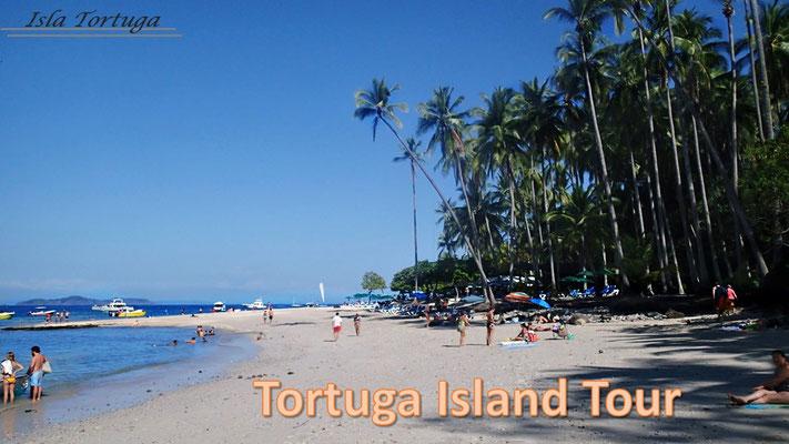 Tortuga Island Tour