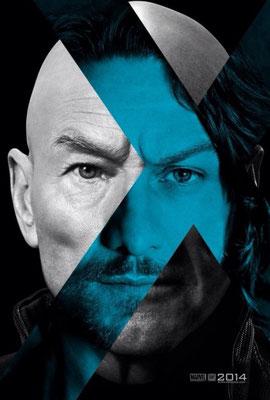 Professor X ist Legions Vater