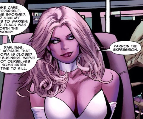 White Queen/Emma Frost