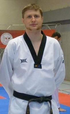 Unser Co-Trainer Marius Kempf