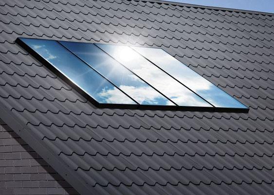 Vitosol- Regenerative Energien
