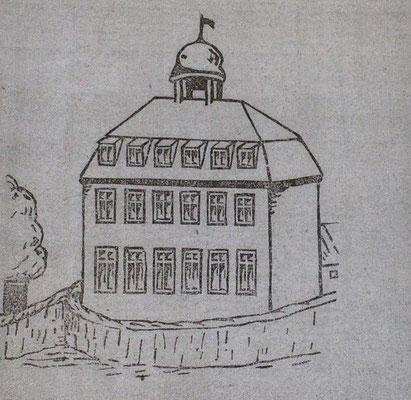 Das Flottbeker Schloss