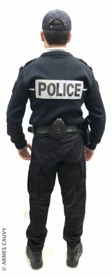 Uniforme Police pull