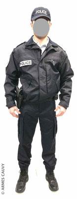 Uniforme Police blouson hiver