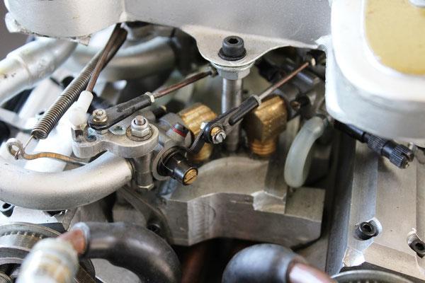 Detail dohc Motor