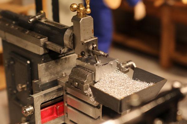 Hobelmaschine Detail