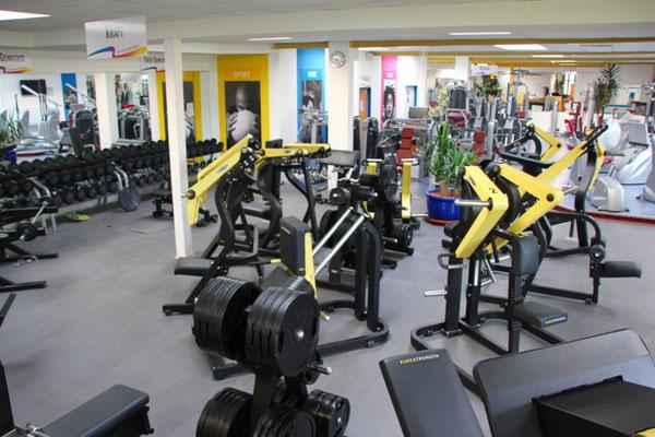 Fitness - Kraftbereich