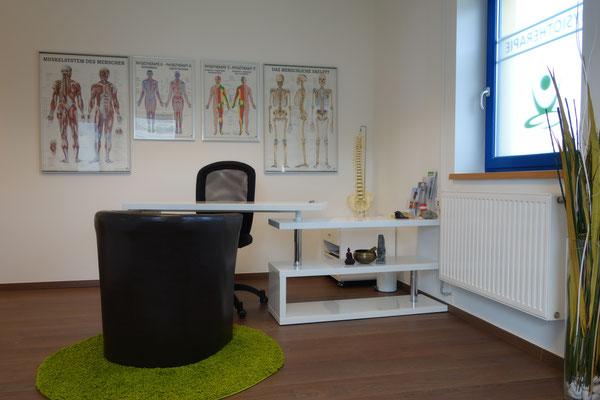 Räumlichkeit - Physiotherapie