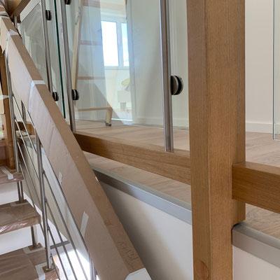 Abschluß Treppe
