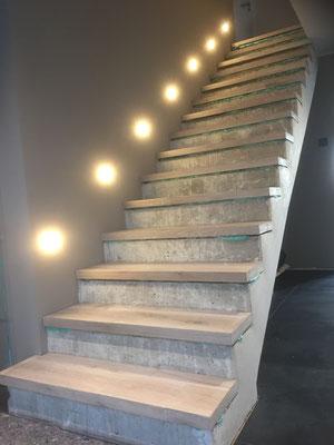 LED Leuchten im Eckigem Design