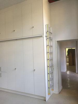 Lagerung Leiter
