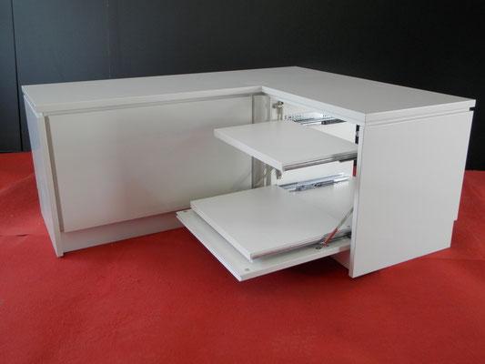 Sideboard mit vollauszügen softeinzug für Elektronik