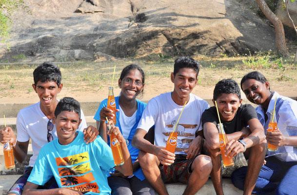 2014 Janaka, Rasindu, Hashintha, Sumudu, Mithun, Harshanie
