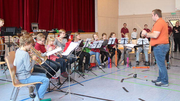 Nikolausfeier unserer Jugend am 5. Dezember in Überlingen