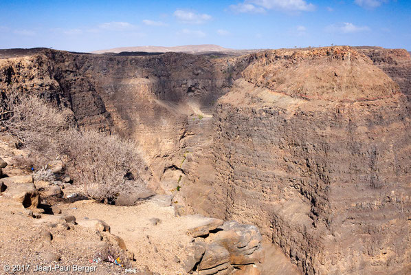 Le canyon de Dimbiya - Adaïlé
