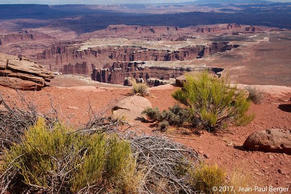 Canyonlands Park -