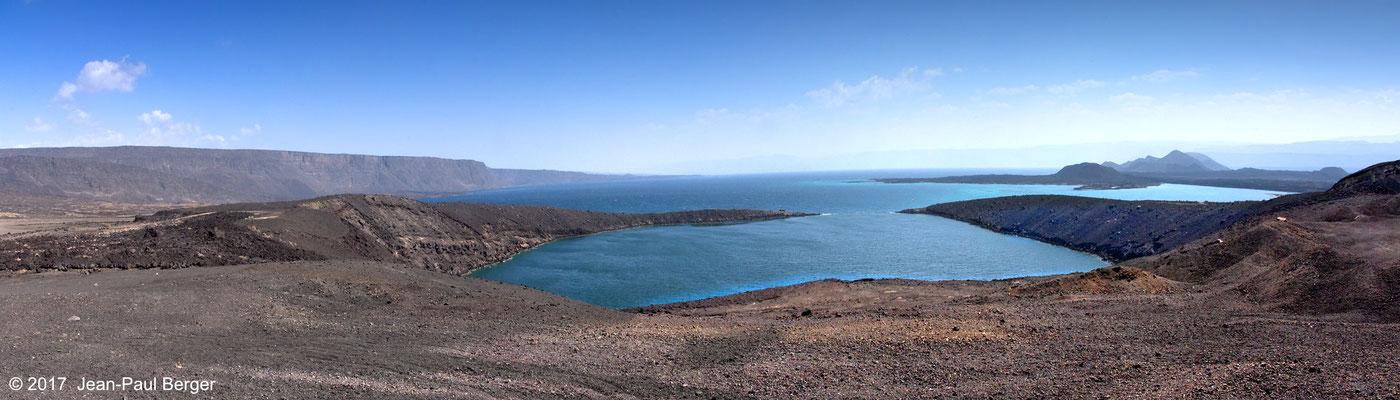 La Baie des Requins - Cratère immergé d'explosion phréatique