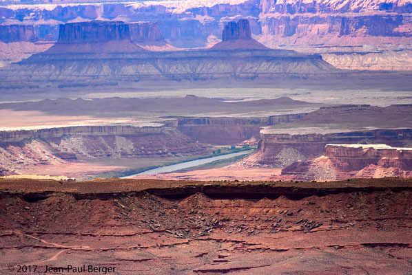 Canyonlands Park - La Colorado River
