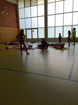 Lokstedt in Motion - Yoga-Practice
