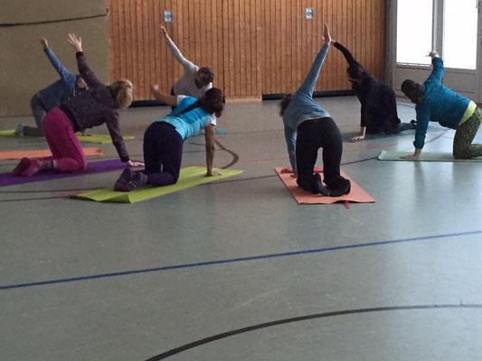 Lokstedt in Motion - Yoga für Frauen
