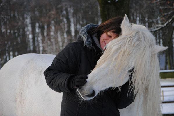Claudia und Merlin (c) Jasmin Stenert