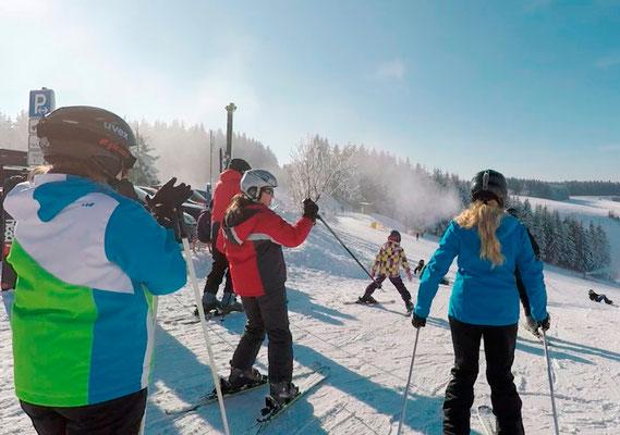 Hotel im Sauerland zum Skifahren