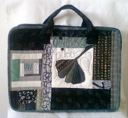 Laptoptasche 2 von hinten