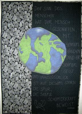 Unser blauer Planet, 100 x 70