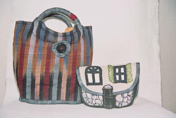 Minni- und kleine Haustasche