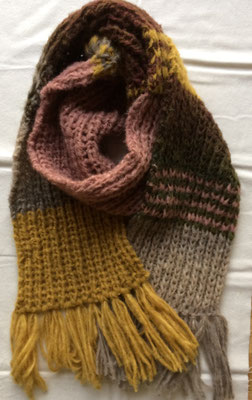 Ein Schal fürs Leben