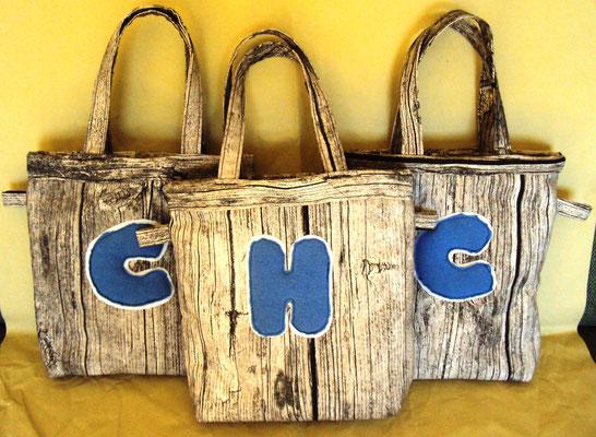3 Kindertaschen