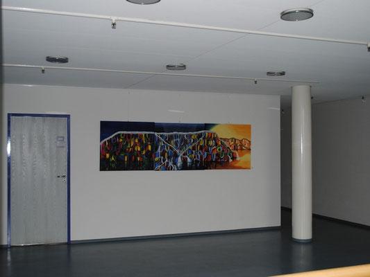 Gemeinschaftsausstellung Husumer Kunstverein, Rathaus Husum