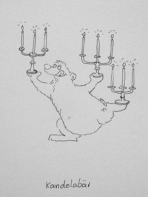 Bären Zeichnung_43