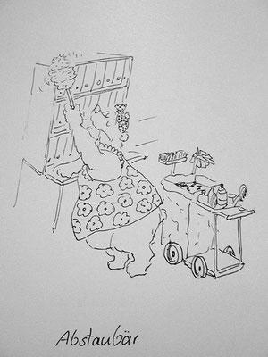 Bären Zeichnung_44