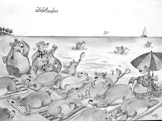 Bären Zeichnung_18