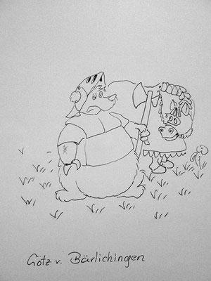 Bären Zeichnung_53