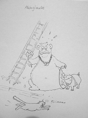 Bären Zeichnung_48