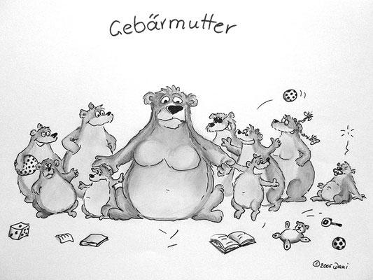 Bären Zeichnung_28