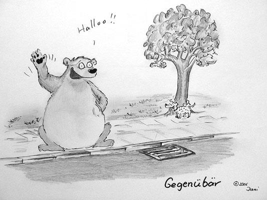 Bären Zeichnung_16