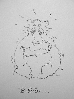 Bären Zeichnung_55