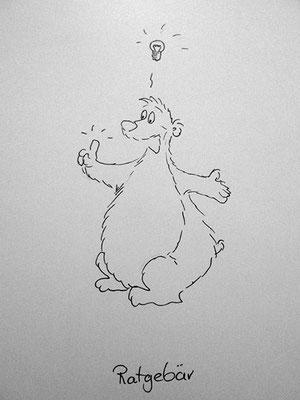 Bären Zeichnung_39