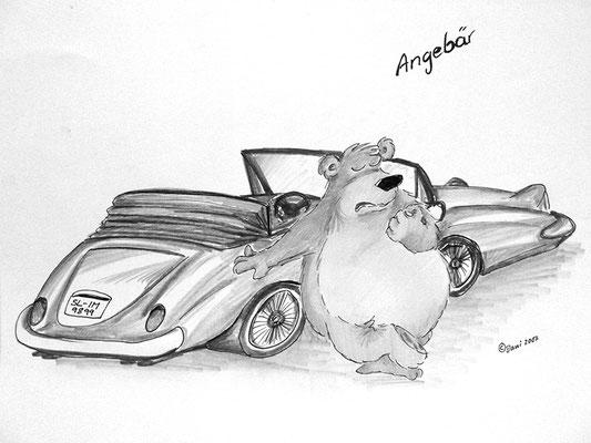 Bären Zeichnung_20