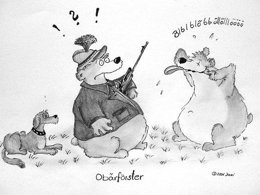 Bären Zeichnung_12