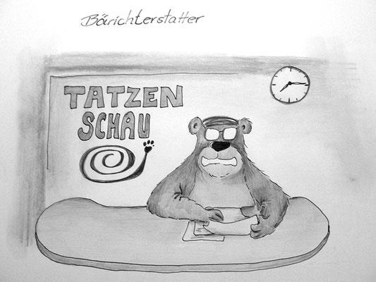 Bären Zeichnung_33